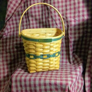 Longaberger Limited Edition 1998 Glad Tidings Basket for Sale in Naugatuck, CT