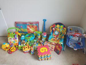 Baby toys for Sale in Zephyrhills, FL