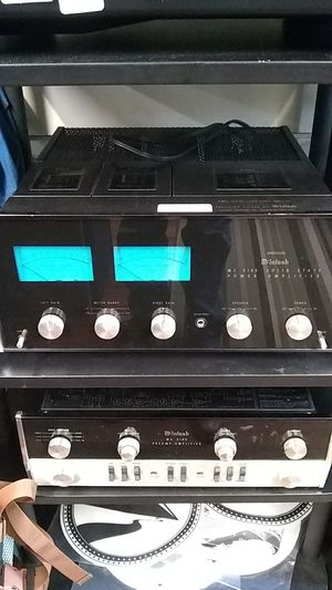 McIntosh MC2105 Solid State Amplifier Power amp for Sale in Seattle, WA
