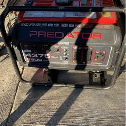 4375 Watt Max Starting Extra Long Life Gas Powered Generator for Sale in West Covina,  CA