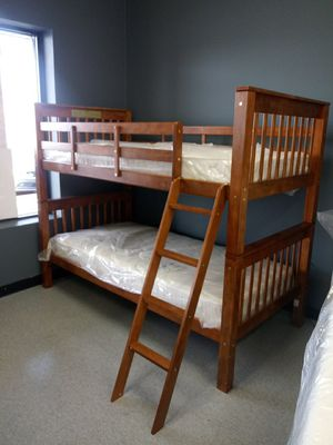 Bunk bed combos 50 down same day delivery for Sale in Columbus, OH