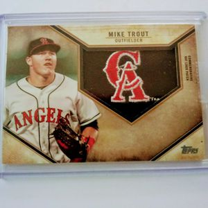 Mike Trout Baseball Card for Sale in Long Beach, CA