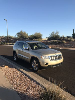 2011 Jeep Grand Cherokee Limited HEMI for Sale in Payson, AZ