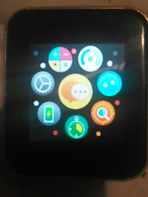Bluetooth smart watch what two bands for Sale in Pittsburgh, PA