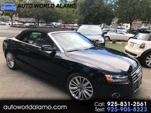 2010 Audi A5 for Sale in Alamo, CA