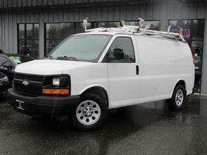 2009 Chevy cargo van work van express van for Sale in Portland, OR