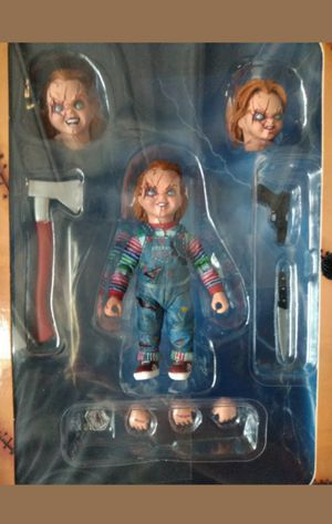 Neca Ultimate Chucky Collectible Action Figure Toy for Sale in Chicago, IL