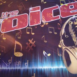 Photography Backdrop.... The VOICE Large Size for Sale in North Las Vegas, NV