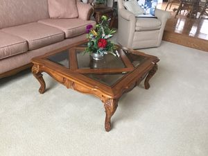 Hooker Coffee Table for Sale in McKean, PA