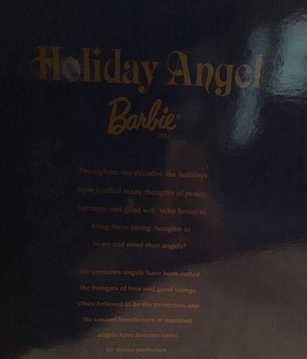 Barbie Holiday Angel