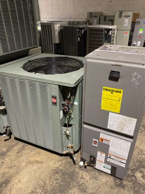 3 ton air conditioning used we all sizes very reliable units for Sale in Hialeah, FL