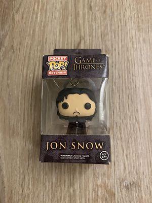 Jon Snow Pocket POP Figure for Sale in Livermore, CA