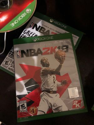 NBA 2k18 Xbox one ( still works ) for Sale in West Palm Beach, FL