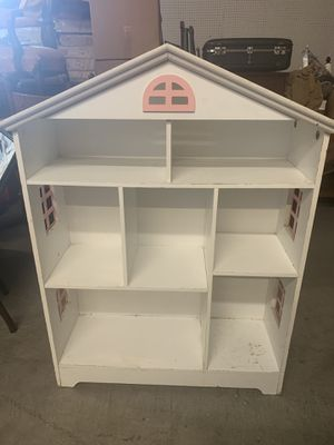 Adorable Unique Doll House, Bookshelf or Decor Display Cabinet for Sale in Winter Park, FL