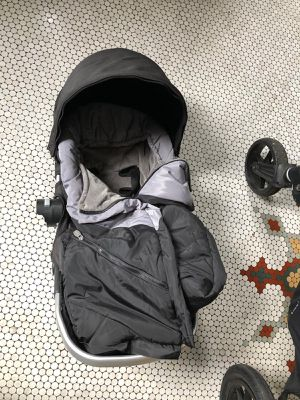 City selec double stroller for Sale in Brooklyn, NY