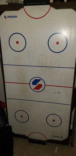 Air hockey table for Sale in Tewksbury, MA