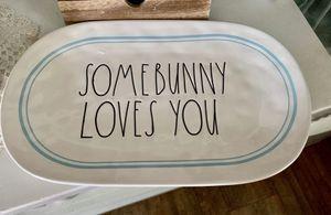 Rae Dunn Easter Platter for Sale in Auburndale, FL