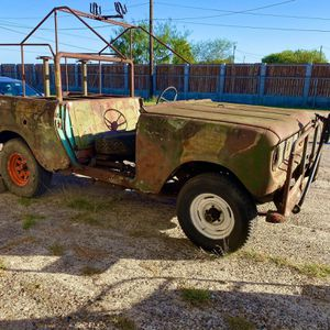 1962 international Scout (parts) 152 Motor 4 Cylinder for Sale in McAllen, TX