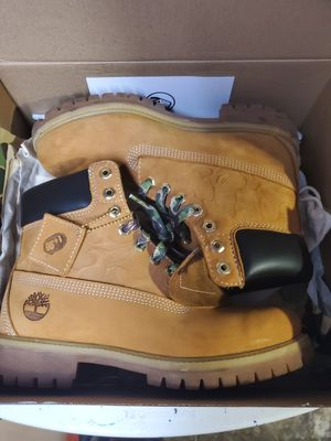 Bape x undefeated timberlands for Sale in Aurora, IL