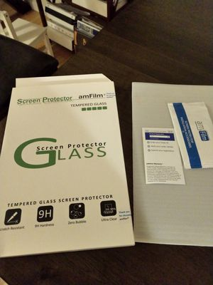 Microsoft surface go glass screen protector for Sale in Lakeside, CA