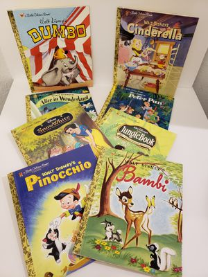 A Big Little Golden Book (6) for Sale in Brownsville, TX