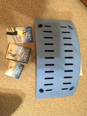 The Firm Wave Workout system with DVDs for Sale in Payson, AZ