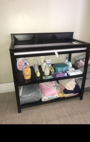 Changing table for Sale in Sunbury, PA