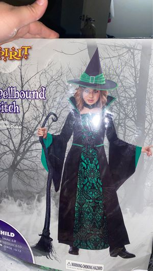 Witch costume for Sale in Phoenix, AZ
