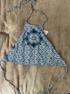 LA Hearts printed backless top. for Sale in Santa Ana, CA
