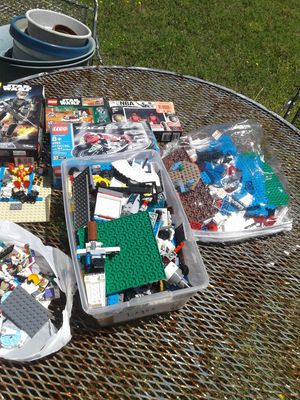 Legos,Legos and more Legos for Sale in Hopewell, VA