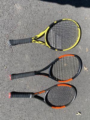 Tennis racquets - $50 each for Sale in Falls Church, VA