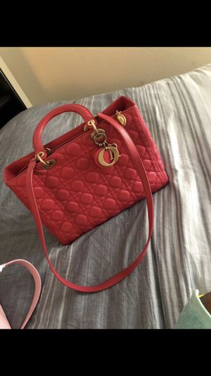 Retail 5,000 Only Want 1700$ 😳 Lady DIOR BAG for Sale in Las Vegas, NV