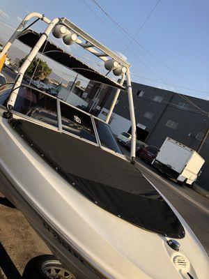 Bayliner New Custom beauty wakeboard boat . 5.0 Beast Mercury Inboard Motor for Sale in La Jolla, CA