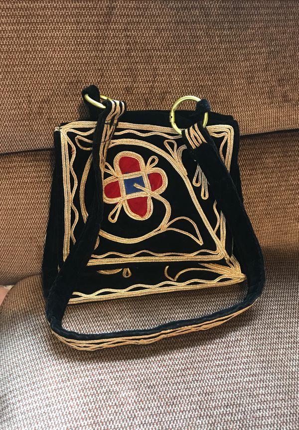 Vegas Style dual pocket purse