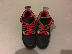 Nike Air Jordan 4 IV Limited edition for Sale in Salt Lake City, UT