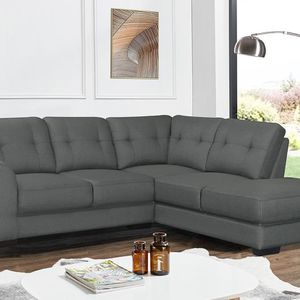 NEW CALI SECTIONAL SOFA IN GRAY ONLY $599. NO CREDIT CHECK OR ONE YEAR DEFERRED INTEREST FINANCING AVAILABLE for Sale in Brandon, FL