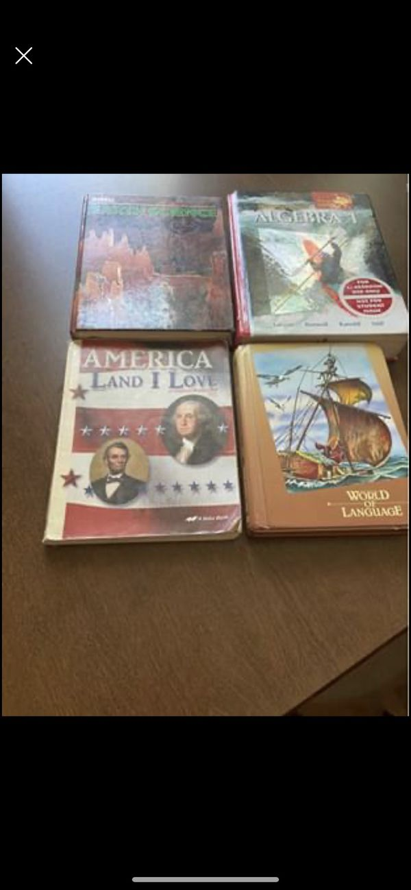 8th grade homeschool books