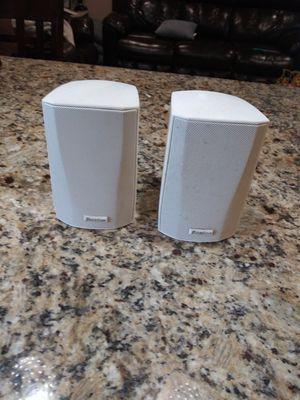 Polk audio speakers for Sale in Lake Elsinore, CA