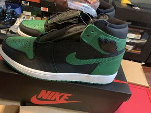 jordan 1 shipping only CASH APP PAYPAL READY !!! DONT DO CASH for Sale in Oxon Hill, MD