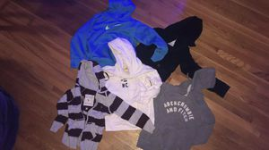 Large girl brand name sweaters for Sale in Lowell, MA