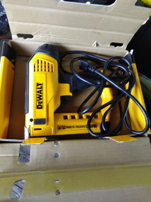 DEWALT 5 in 1 Electric Multi-TackerNEW for Sale in Villa Rica, GA