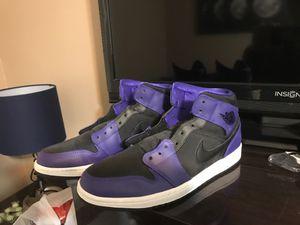 Jordan 1 purple for Sale in Philadelphia, PA