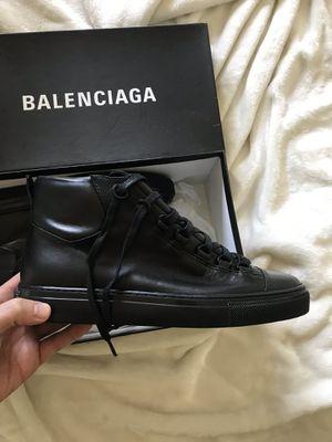 Balenciaga High Top Sneakers for Sale in Herndon, VA