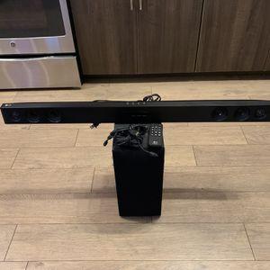 LG SoundBar & Subwoofer SH3K for Sale in Denver, CO