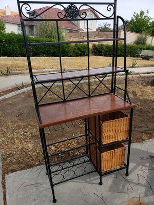 Bakers Rack for Sale in Riverside, CA