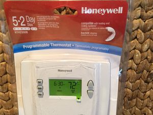 Honeywell 5-2 for Sale in Boston, MA