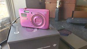 Nikon coolpix (wifi) for Sale in Queen Creek, AZ