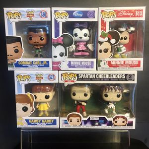 Vaulted Funko Pop Lot - 4 Pops + 2-Pack for Sale in Snohomish, WA