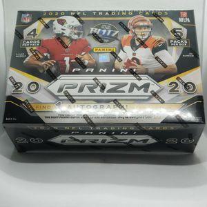 2020 NFL Prizm Mega BOX sealed for Sale in Lacey Township, NJ