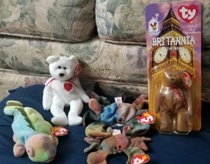 Beanie Babies for Sale in Hill Country Village, TX